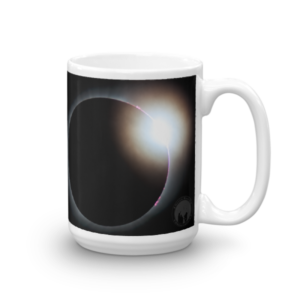 2017 Solar Eclipse Totality Mug